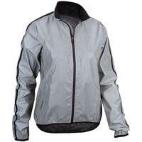 Avento Reflective Running Jacket Women 40 74RB-ZIL-40
