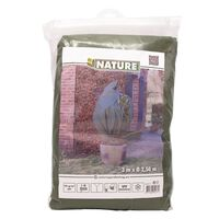 Nature Winter Fleece Cover 70 g/sqm Green 2.5x3 m