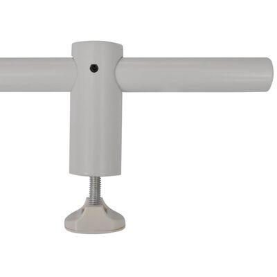 Heating Panel Towel Rack 311mm Heating Panel White 1500mm