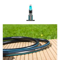 45m x 3/4 Inch Six Layer Garden Very Strong Black
