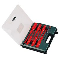 Toolpack Screwdriver and Voltage Tester Set 7 pcs 340.002