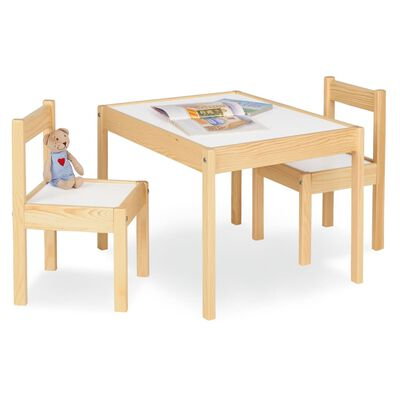 Pinolino Children's Table and Chair Set Olaf