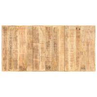 vidaXL Table Top Solid Mango Wood 16 mm 180x90 cm