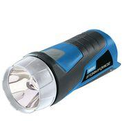 """Draper Tools Mini LED Torch """"Storm Force"""" Bare 10.8V"""