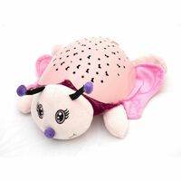 Light-up Furry Friend With Sound - Butterfly, Christmas Gift