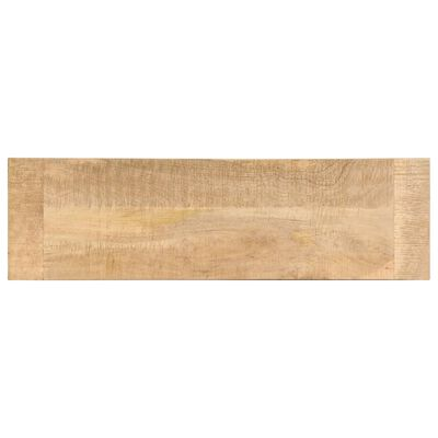 vidaXL Hall Bench 120x35x45 cm Solid Mango Wood