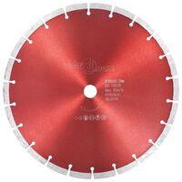 vidaXL Diamond Cutting Disc Steel 300 mm