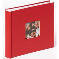 Walther Design Photo Album Fun Memo 10x15cm Red 200 Photos