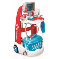 Smoby Medical Trolley