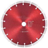 vidaXL Diamond Cutting Disc Steel 230 mm
