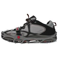 Yaktrax Ice Shoes Traction Device Run M 41-43 Grey