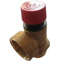 1 Inch 3 Bar Male Safety Pressure Relief Reducing Valve