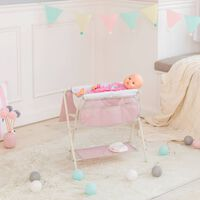 Olivia's Little World - Polka Dots Princess Baby Doll Accessories Bath