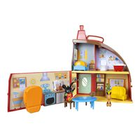 Bing Playhouse Set with Toy Figures Multicolour