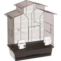 FLAMINGO Bird Cage Numfor Black 52x30x61 cm