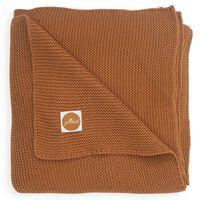 Jollein Blanket Basic Knit 100x150 cm Caramel