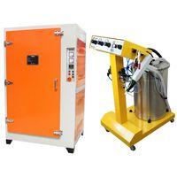 T-Mech Powder Coating Bundle - Spray Machine & Curing Oven
