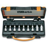 Beta Tools 9 Piece Socket Drivers Set 920TX/C9