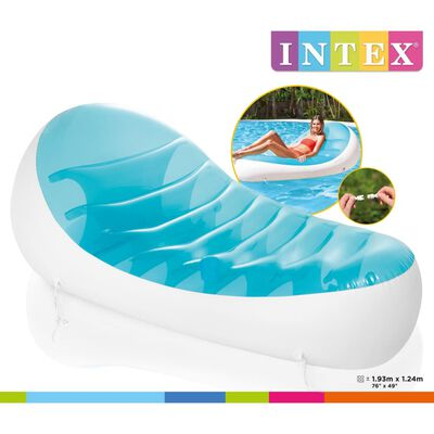 Intex Petal Lounge 193x124 cm