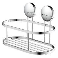 EISL Shower Basket Chrome 22 x 11 x 13 cm