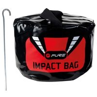 Pure2Improve Golf Impact Bag Black 23x8x25 cm P2I190020