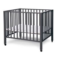 CHILDHOME Playpen Beech Anthracite PA94AN