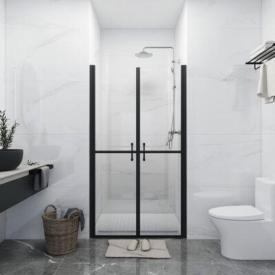 vidaXL Shower Door Clear ESG (68-71)x190 cm