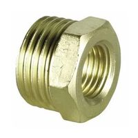 1/2x1/4 Inch Thread Reducer Male x Female Pipe Reduction