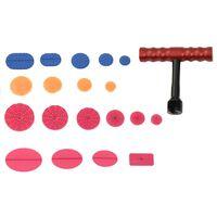 vidaXL 20 Piece Paintless Dent Puller Kit