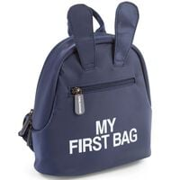CHILDHOME Children's Backpack My First Bag Navy
