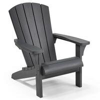 Keter Adirondack Chair Troy Graphite
