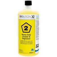 Cleenol Evolution X2 Heavy Duty Cleaner & Degreaser - 1 x 325ml