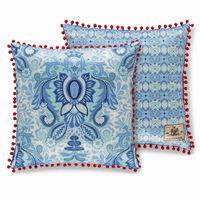 Happiness Decorative Pillow YOGI 48x48 cm Polyvelvet