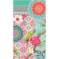 HIP Beach Towel ASHIKA 100x180 cm Multicolour