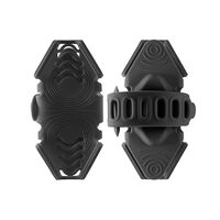BoneCollection 2-in-1 Smartphone Holder Bike Tie Pro Black