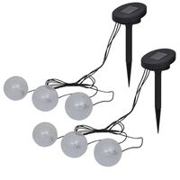 vidaXL Floating Lamps 6 pcs LED for Pond and Pool