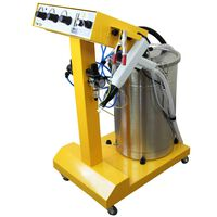 T-Mech Electrostatic Powder Coating Industrial Spray Gun Machine