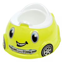 Safety 1st Car Potty Trainer Fast and Finished Lime 32110143