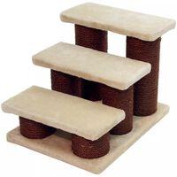 Kerbl Pet Steps Easy Climb 45x35x34 cm Brown 82410