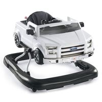 Bright Starts 3-in-1 Baby Walker Ford F-150 White