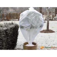 Nature Winter Fleece Cover 30 g/m² White 0.64x10 m