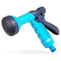 Garden Hose Plastic Soft Spray Gun Nozzle HSprinkler Quick Release