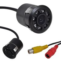 Rear View Camera with Night Vision