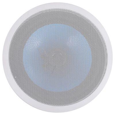 vidaXL Built-in Wall and Ceiling Speaker with Tweeter 180 W