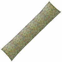 vidaXL Camouflage Net with Storage Bag 1.5x7 m