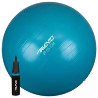 Avento Fitness/Gym Ball + Pump Dia. 65 cm Blue