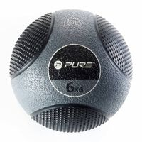 Pure2Improve Medicine Ball 6 kg Grey