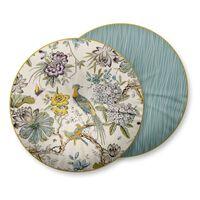 Descanso Decorative Pillow WOOD 55x55 cm