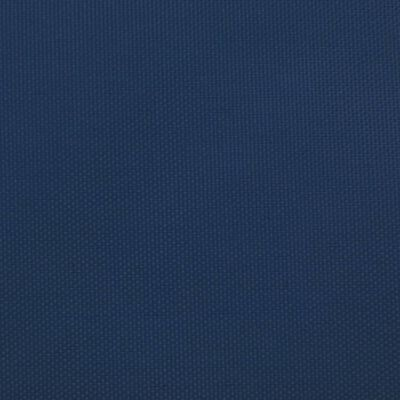 vidaXL Sunshade Sail Oxford Fabric Rectangular 5x6 m Blue