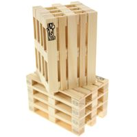 Labyrinth Pallet-It Coasters 10 pcs